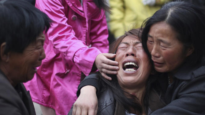 Locked doors a sign of China work-safety failings