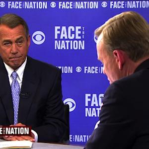 "John Boehner: White House ""has attacked"" Netanyahu"