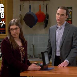 The Big Bang Theory - Binding Relationship