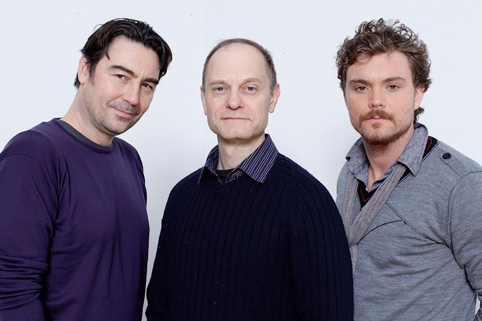 2010 Sundance Film Festival portraits Nathaniel Parker David Hyde Pierce Clayne Crawford