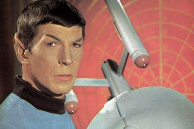 Leonard Nimoy was saying goodbye for months on Twitter