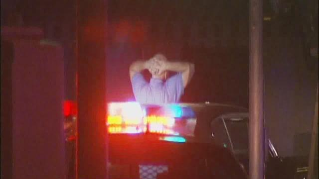 Suspect arrested after chase