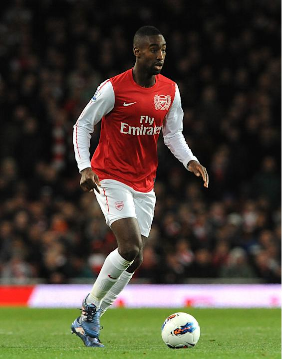 Soccer - Johan Djourou File Photo