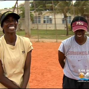 South Florida Twins Take Their Talents To The Field