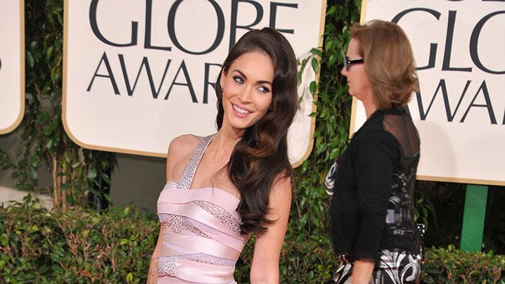 68th Annual Golden Globe Awards - Arrivals: Megan Fox