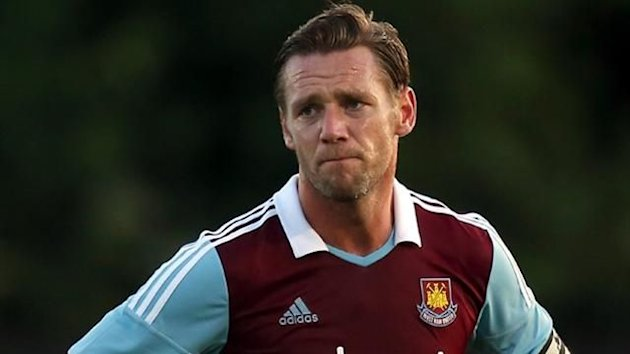 West Ham captain Kevin Nolan (PA Photos)