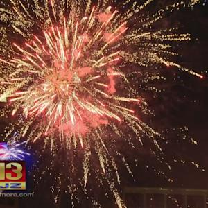 Preparations Underway For Baltimore's July 4th Celebrations
