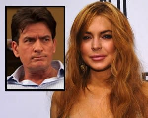 Lindsay Lohan to Seek Anger Management — and Romance! — from Charlie