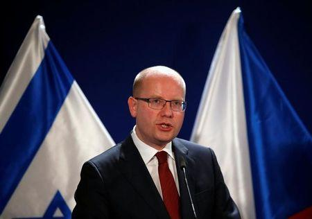 Czech government rejects president's call for referendum on EU, NATO