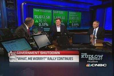 Each week shutdown goes on, more impacted: Pro