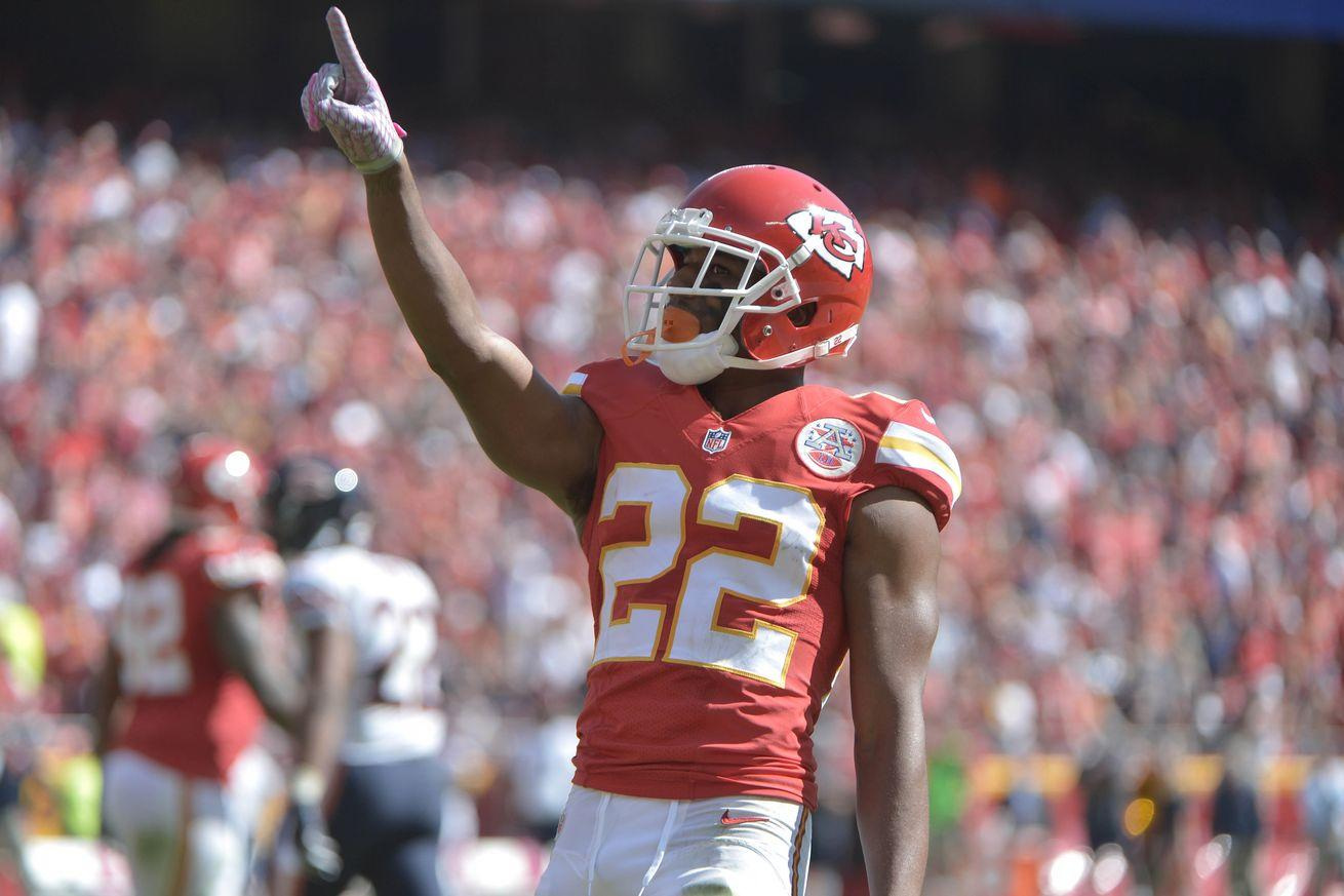 Marcus Peters caps off highly productive season with Defensive Rookie of Year award