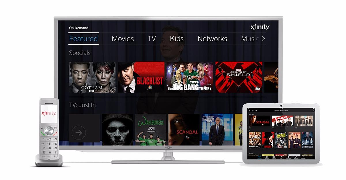 See why XFINITY  is a leader in home entertainment