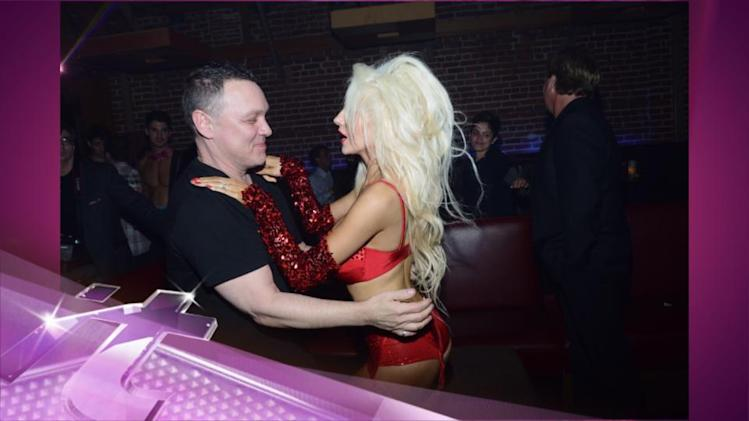 Entertainment News Pop: Courtney Stodden, Her Hubby, & Her Recently Installed Hooters Hang Free At Hard Rock Hollywood!