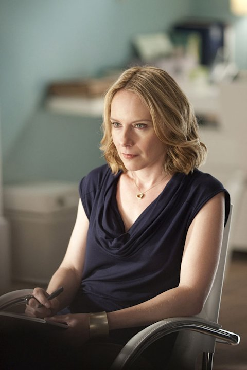 "Amy Ryan in ""In Treatment."""