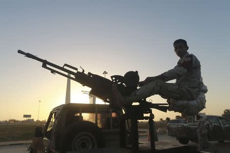 Fighting in Libya's Benghazi kills 25 in eight days - medics