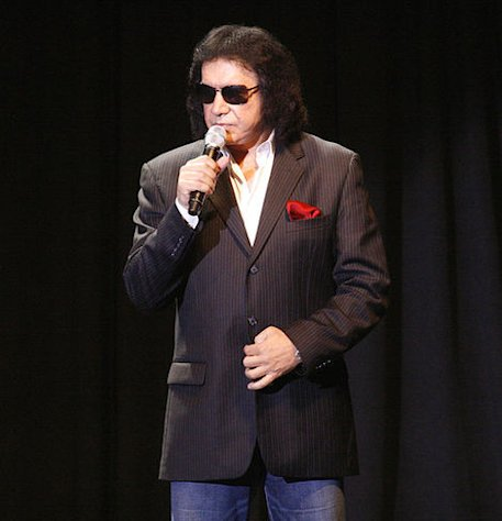 Gene Simmons in 2008.  Photo by dbking.
