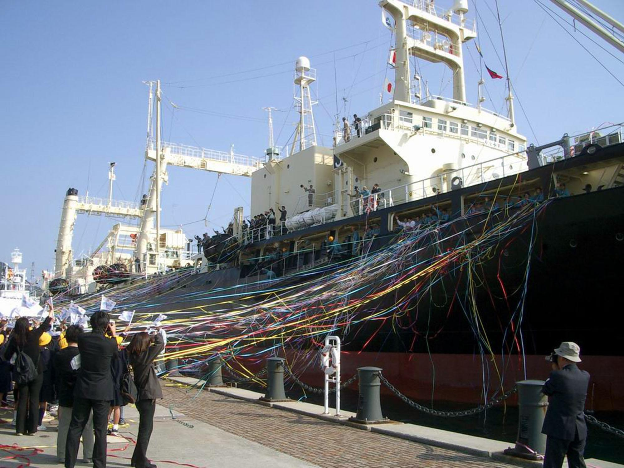 Japanese whaling fleet set to leave for Antarctic