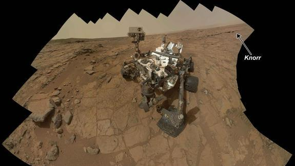 Mars Rover Curiosity Resumes Science Work After Computer Glitch