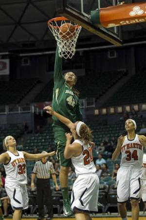 No 1. Baylor women beat UT Martin 82-67 in Hawaii