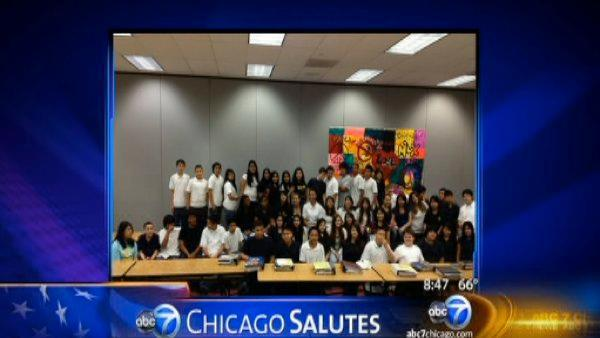ABC7 Chicago Salutes: Reilly Elementary
