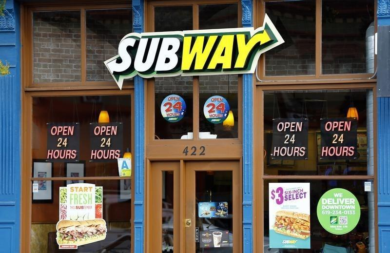 Subway investigates China media reports of doctored expiry dates