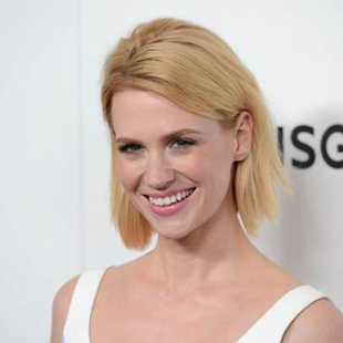 January Jones arrives at the premiere of AMC&#39;s &#39;Mad Men&#39; Season 6 at DGA Theater on March 20, 2013 in Los Angeles -- Getty Images