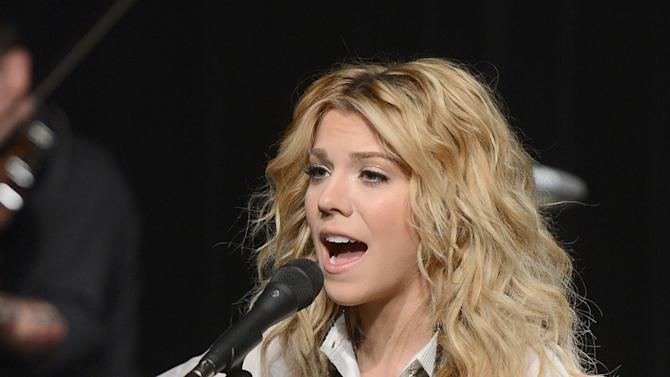 The Band Perry Visits Music Choice