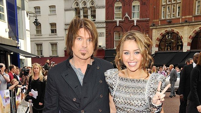 Cyrus Billy Ray Miley HMUKPR
