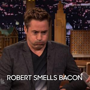 Robert Downey Jr. Shows 'Emotions' in 'Tonight Show' Interview