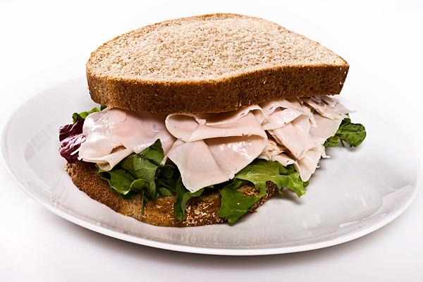 For Kids: Healthy Turkey Sandwich