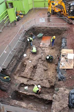 Family Crypt of Medieval Knight Possibly Discovered