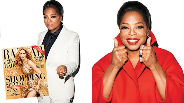 Oprah's Guilty Pleasure: '50 Shades of Grey'