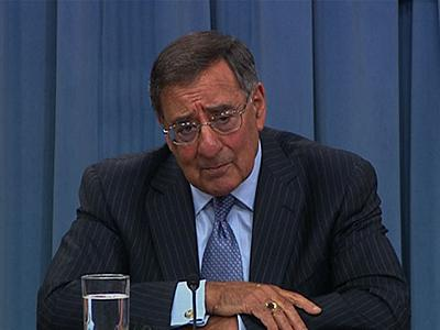 Panetta: Iran trying to bolster Syrian regime