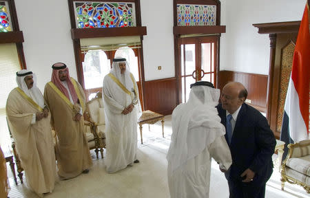 Saudi ambassador moves to Aden from Houthi-controlled capital: Hadi aide