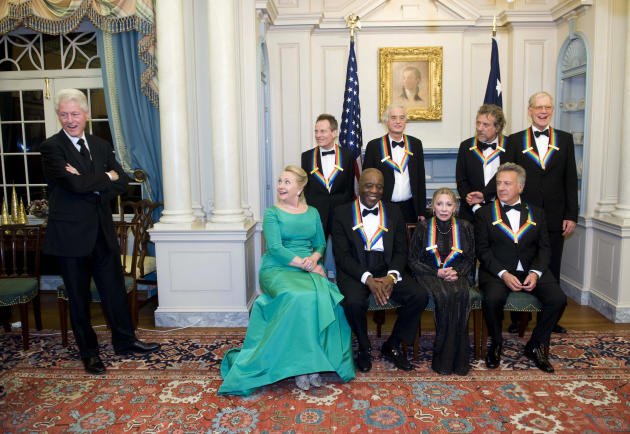 Inside the Kennedy Center Honors
