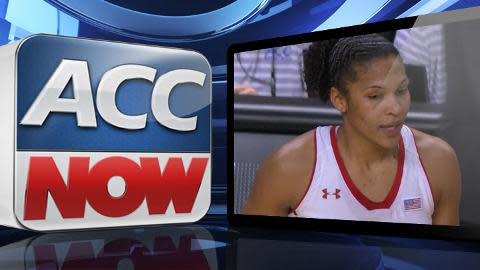 Maryland's Alyssa Thomas Leads Terps to Sweet 16 - ACC NOW