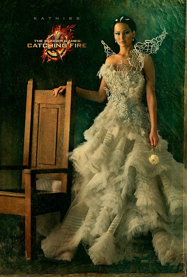 Hunger Games Catching Fire …