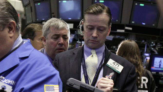 Hiring slowdown sends the stock market reeling