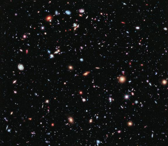Hubble Telescope Reveals Farthest View Into Universe Ever