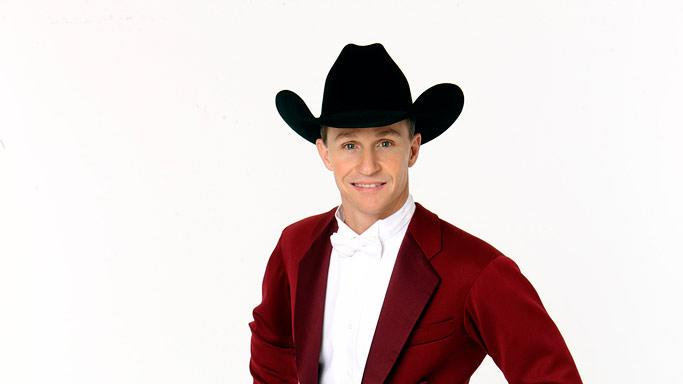 "Accomplished rodeo athlete Ty Murray has a record-setting seven All-Around World Championship titles and two bull riding World titles. He joins his wife Jewel on Season 8 of ""Dancing with the Stars."""