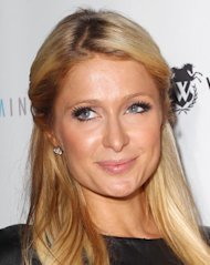 Paris Hilton knocked over in paparazzi clash