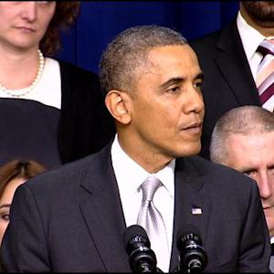 President Obama: Health Care Law Is Working