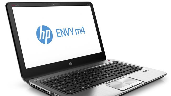 HP continues Windows 8 barrage with ENVY m4 and Pavilion Sleekbooks