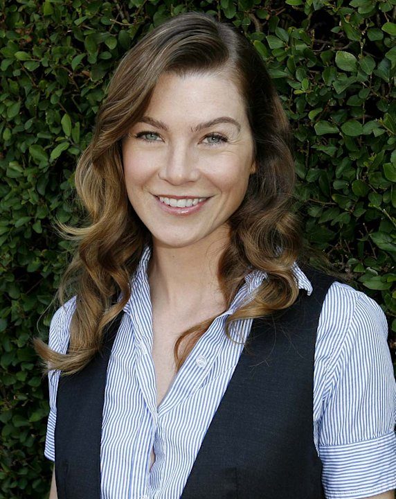 Ellen Pompeo at The Rape Treatment Center Annual Brunch Hosted by the Cast of Grey's Anatomy. 
