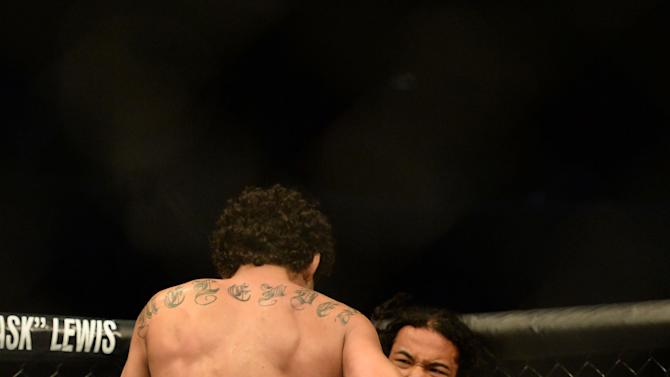 MMA: UFC on FOX 7-Henderson vs Melendez