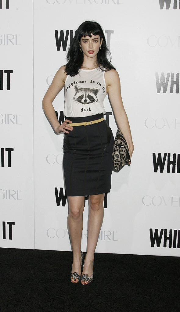 Whip It LA Premiere 2009 Krysten Ritter