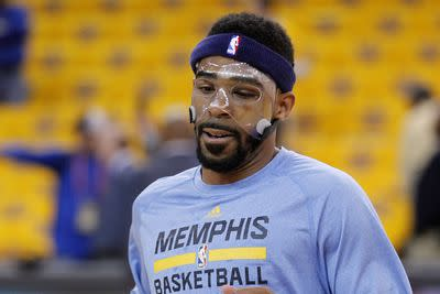 Mike Conley will play in Game 2 vs. Warriors