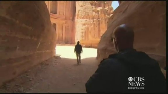 Obama visits Petra in Jor …