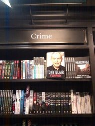 Tony Blair book leads to Facebook protest