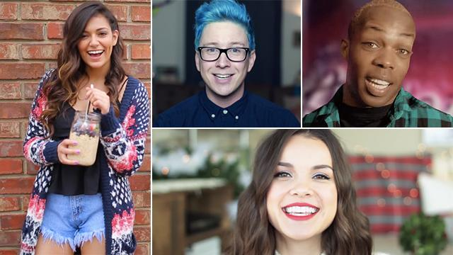 YouTube Stars Who Went Mainstream in 2014